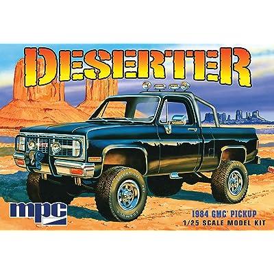 MPC 1984 GMC Pickup White 1 25, MPC847: Toys & Games