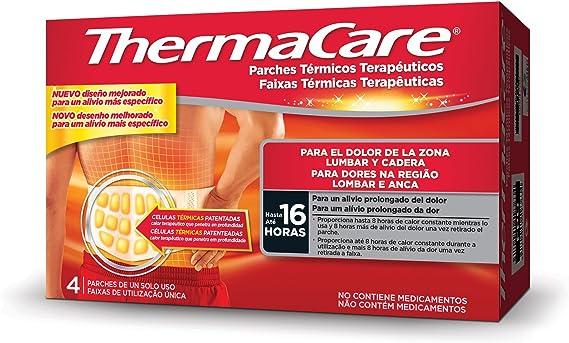Thermacare Parche Térmico Terapéutico para el Dolor Lumbar y ...