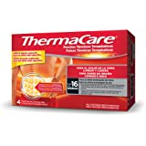 THERMACARE Parche Térmico Terapéutico - 4 parches - Para el Dolor Lumbar y Cadera - Alivio Prolongado del Dolor Hasta 16…