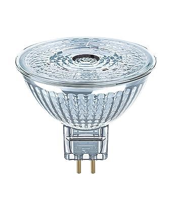 Osram Superstar Mr16 Bombilla LED GU5.3, 3 W, Blanco 1 unidad