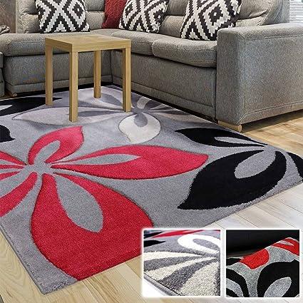 Tappeto moderno di design, per soggiorno, camera da letto e/o camera ...