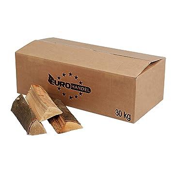30kg Brennholz 100 Buche Fur Kaminofen Ofen Lagerfeuer