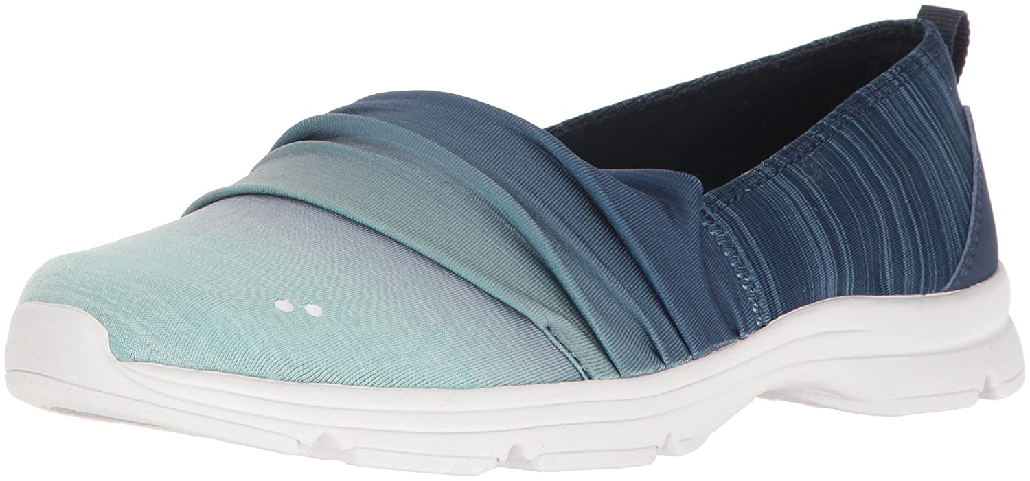Ryka Women's Jamboree Fashion Sneaker B01KZ989RQ 7 M US|Navy/Mint