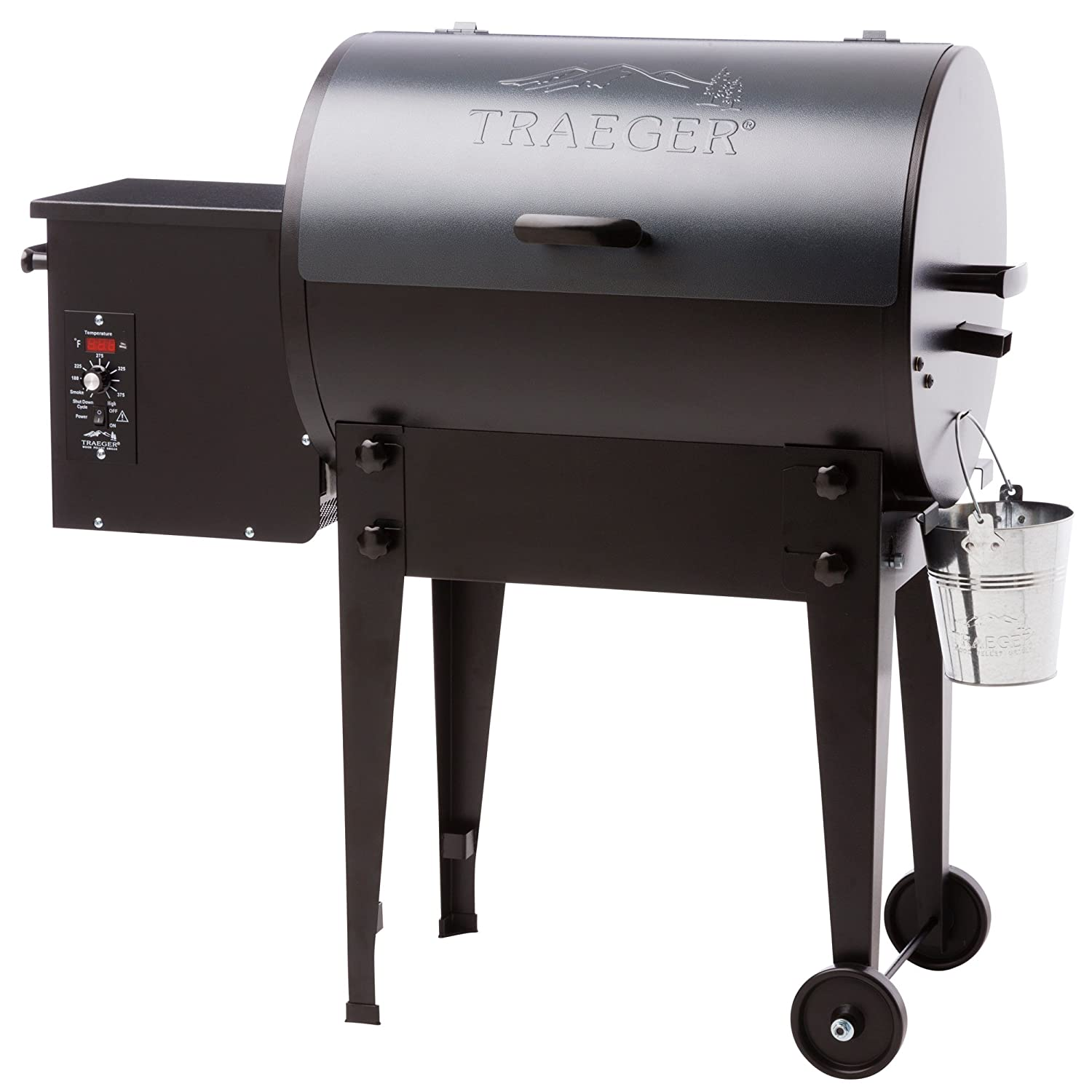 Traeger Grills Tailgater 20 Portable Wood Pellet Grill and Smoker