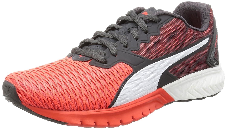 Puma Ignite Dual - Zapatillas de Running Unisex Adulto 42 EU|Rojo (Red Blast-asphalt 01 )