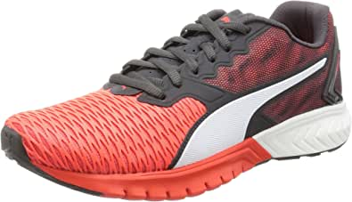 Puma Ignite Dual, Zapatilla Unisex Adulto, Rojo (Red Blast-Asphalt 01), 45 EU: Amazon.es: Zapatos y complementos