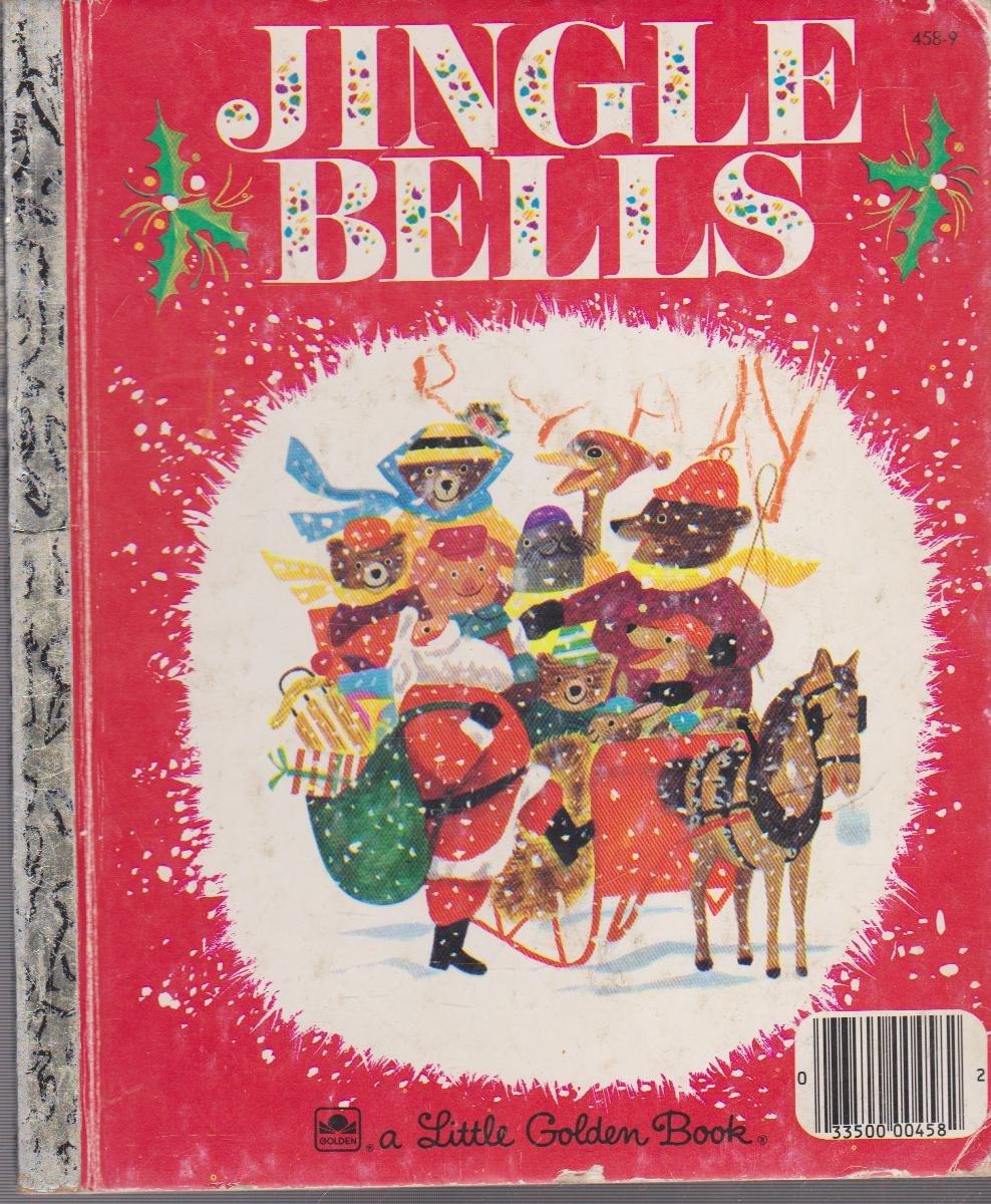 Jingle Bells Little Golden Book product image