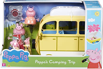Amazon.com: Peppa Pig 6922 - Juego de accesorios para ...
