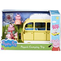 Peppa Pig 06922 6922 Juego de Viaje de Camping
