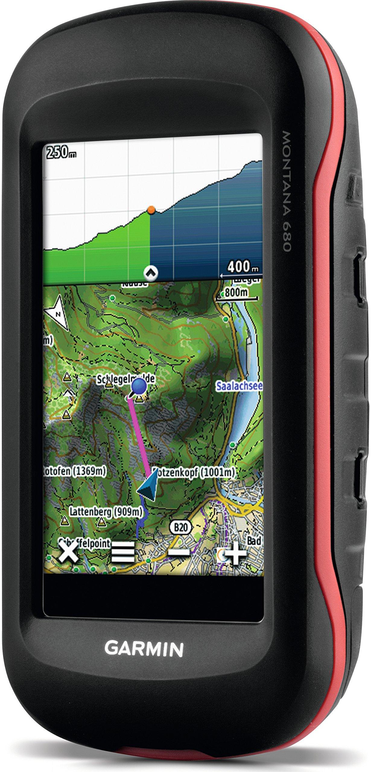 Garmin Montana 680 Touchscreen GPS/GLONASS Receiver, Worldwide Basemaps by Garmin (Image #4)