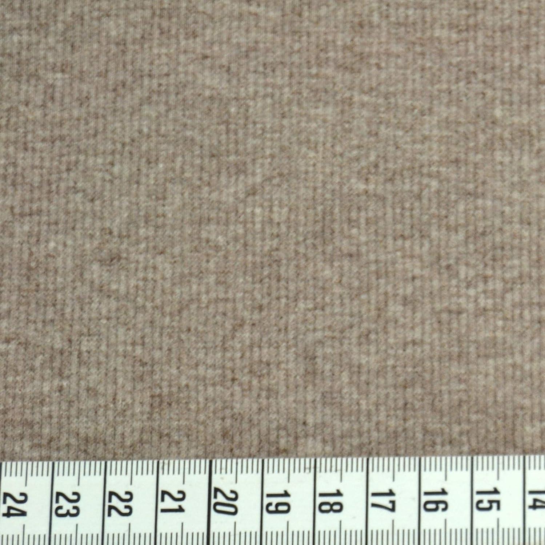 MAGAM-Stoffe Laura B/ündchenstoff Grobstrick Uni Oeko-Tex Meterware 50cm 05. Dunkelblau meliert