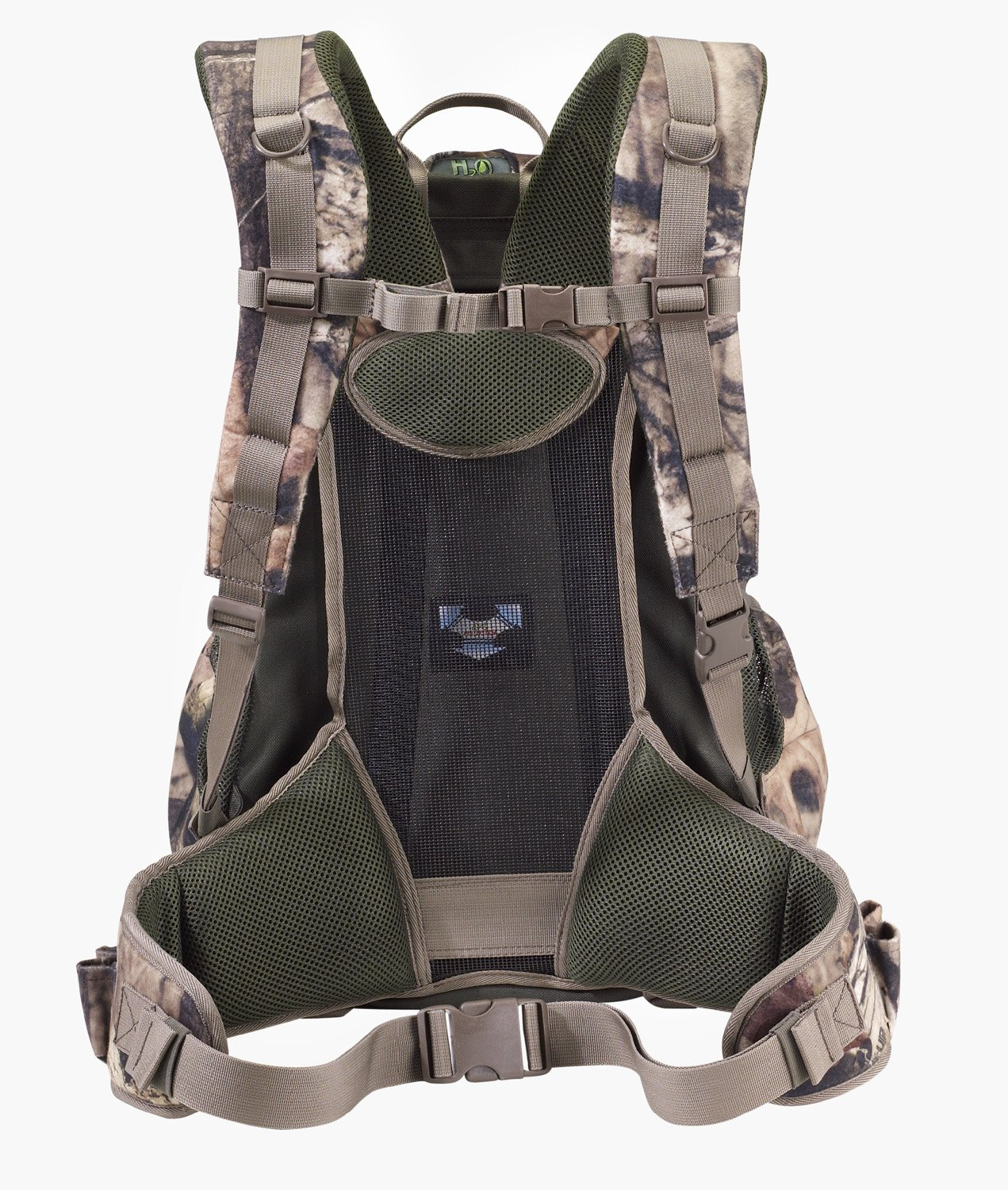 Lewis N Clark Crosshairs Break-Up Infinity Hydro Rifle Day Pack, Mossy Oak by Lewis N. Clark (Image #4)