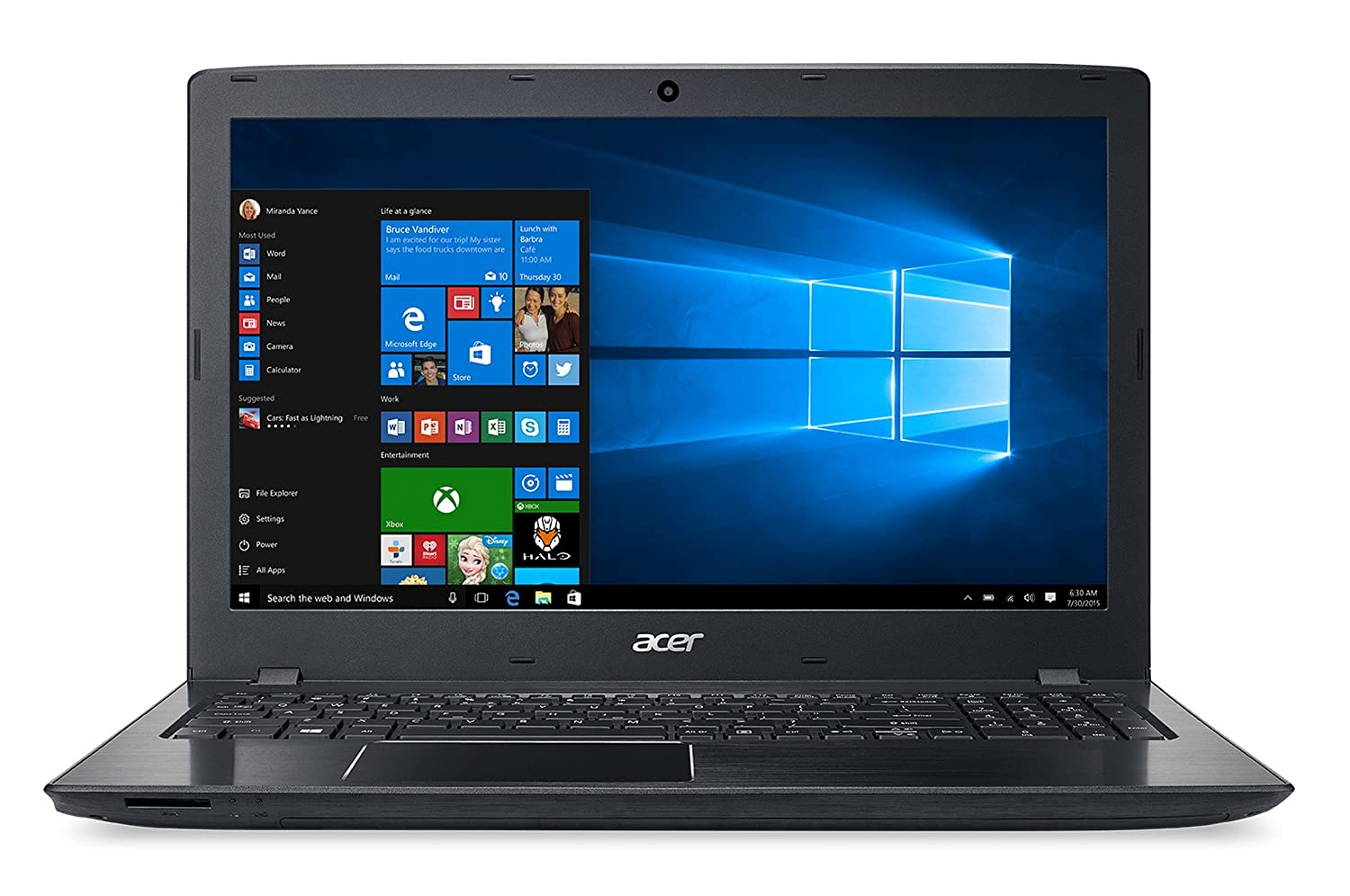 Acer Aspire E15 E5-575 15.6-inch Laptop (7th Gen Core i5-7200/8GB/1TB/Linux/2GB Graphics)