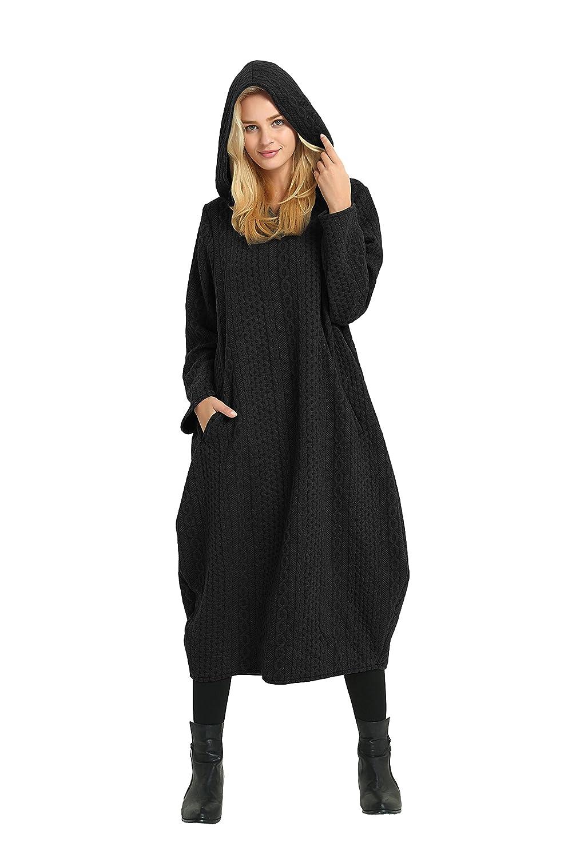 Anysize DRESS レディース B076K51QYS 3X|ブラック ブラック 3X