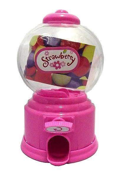 Para llenar tartana Hucha dispensador de golosinas rosa diseño de fiesta cumpleaños infantiles