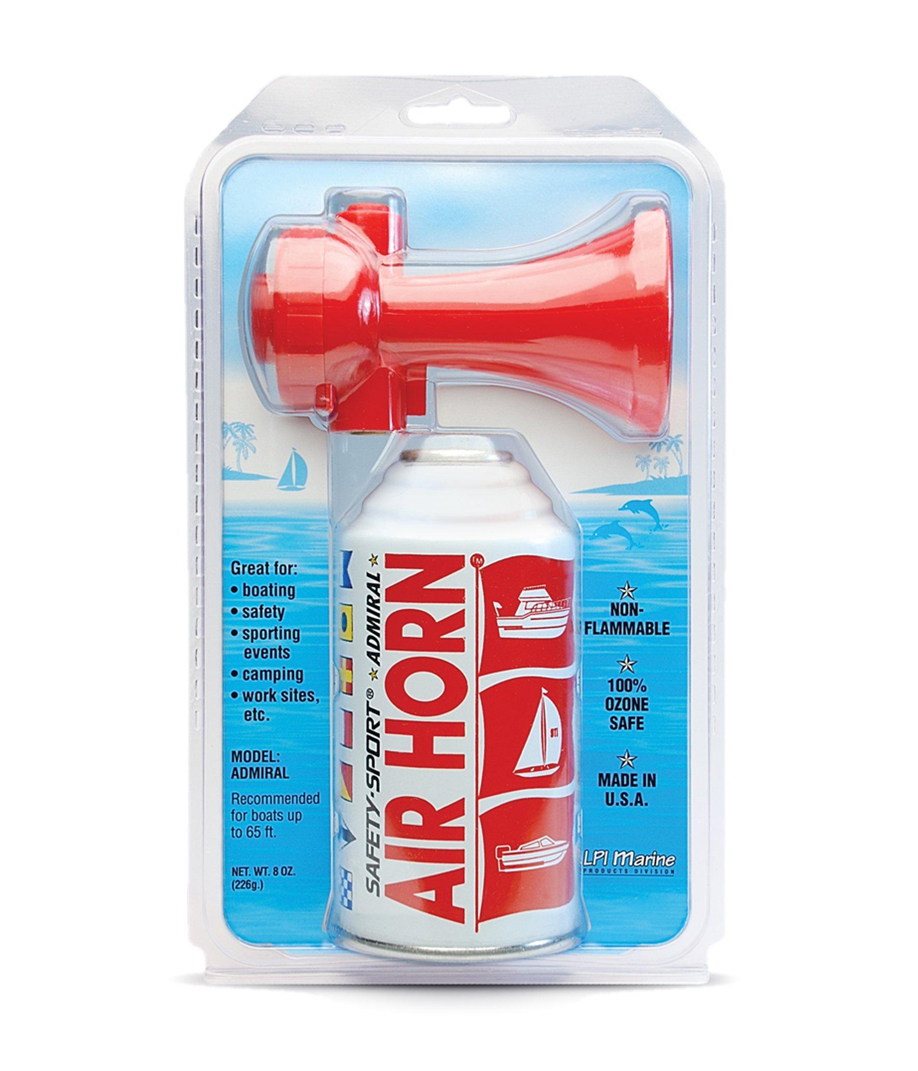 SAFETY-SPORT ADMIRAL AIR HORN