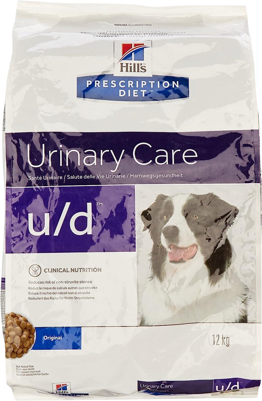 Hill's Canine U/D Comida para Perros - 12000 gr