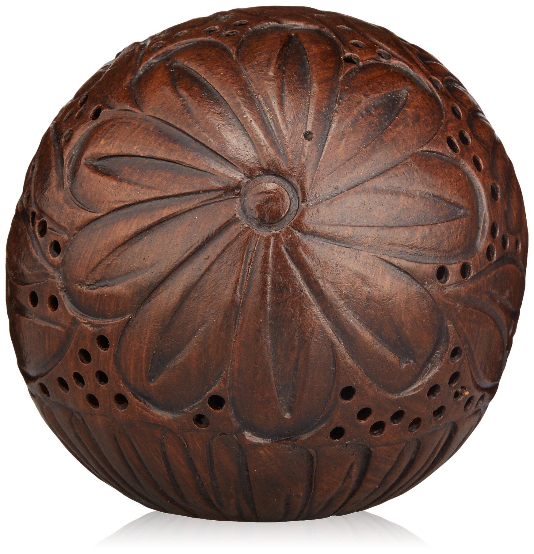 Terracotta Amber Ball by L'Artisan Parfumeur (Diameter: 75mm (2.95 inches) Fill: 20g)