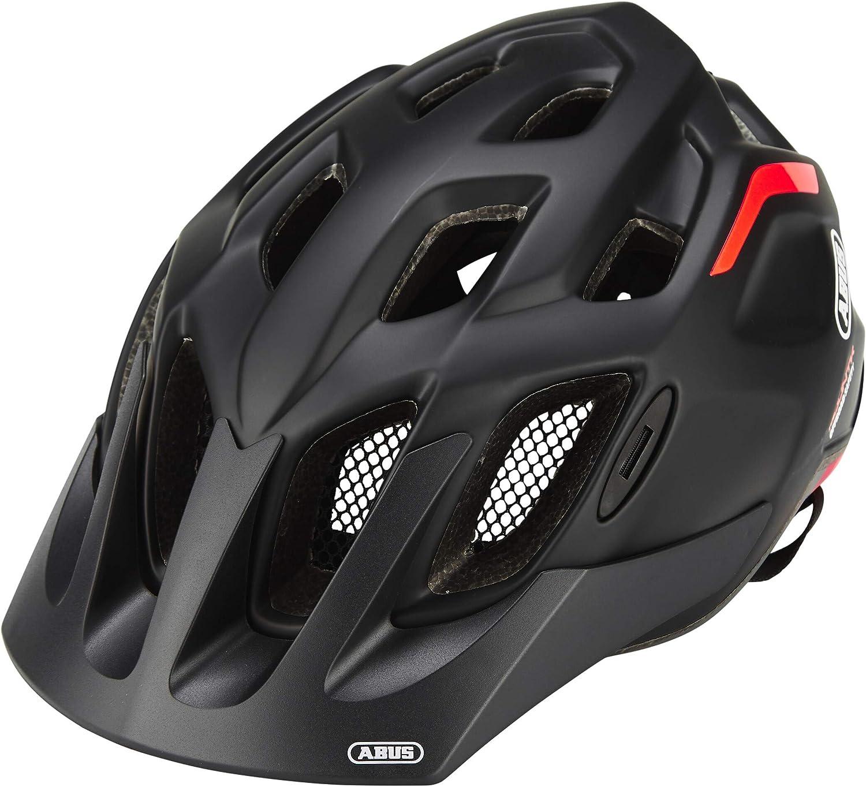 ABUS MOUNTK Casco de Ciclismo de montaña, Unisex Adulto, 0, tamaño ...