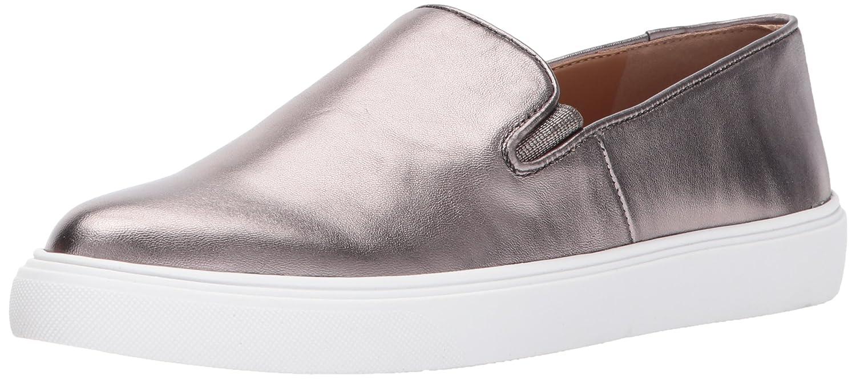 Franco Sarto Women's Mony Sneaker B072P5Y3QX 12 B(M) US|Pewter