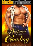 Destined For The Cowboy: Cowboy Romance (Ranch Mates Book 8)