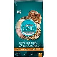 Purina ONE True Instinct Natural Grain-Free Formula Adult Dry Cat Food
