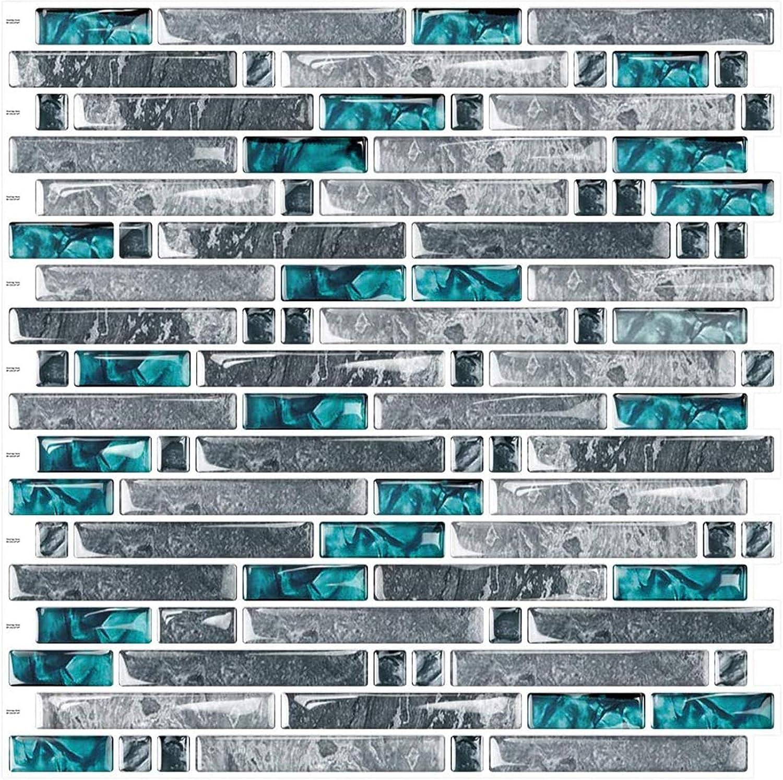 Vinilo Adhesivos para pared de azulejos 30*30cm(10 hojas)