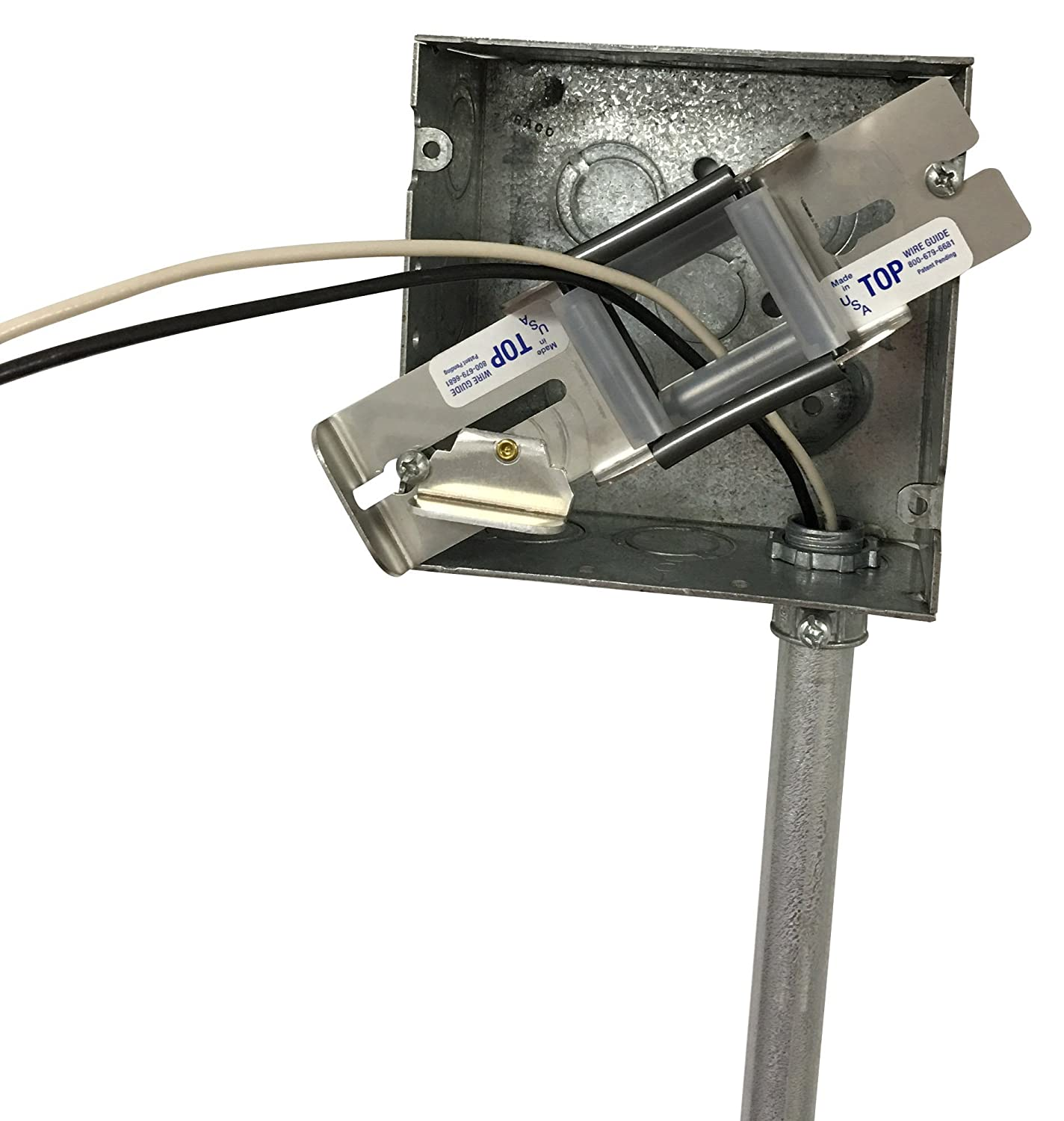 Bergstrom Manufacturing TOP Wire Guide Junction Box Pulling Tool For ...