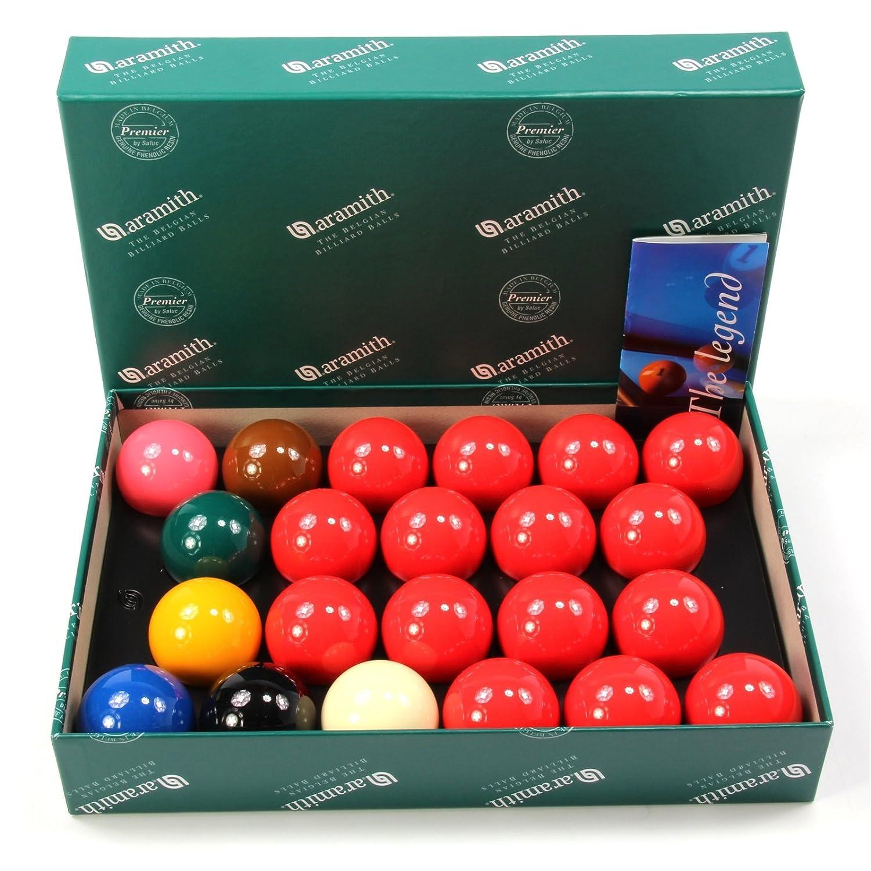 5, 1cm (50.8mm) Aramith Premier Jeu Snooker Balle de balles–22