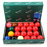 "Aramith 2 1/16"" (52.4mm) Premier Full Size Snooker Ball Set - 22 Balls"