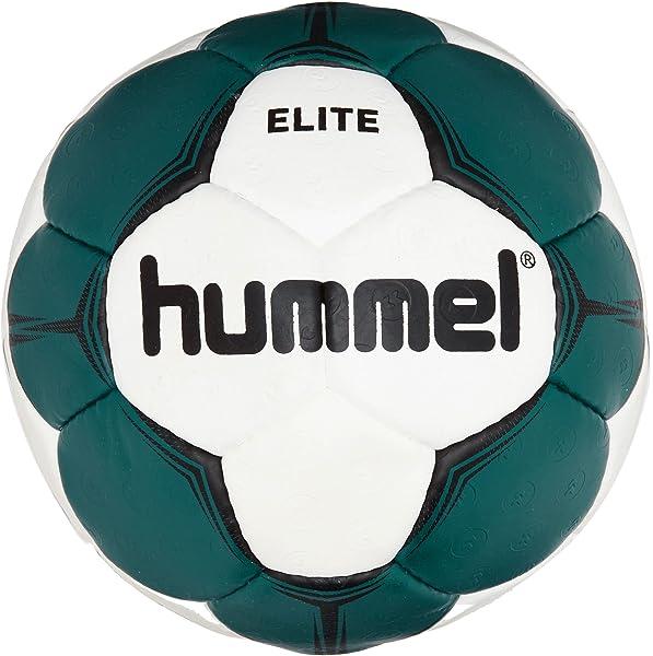 Angelof - Hummelsmu Elite - Balã³n de Balonmano - White/Green ...