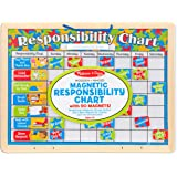"Melissa & Doug Magnetic Responsibility Chart (Developmental Toy, Encourages Good Behavior, 90 Magnets, 15.6"" H x 11.7"" W x 1.2"" L)"