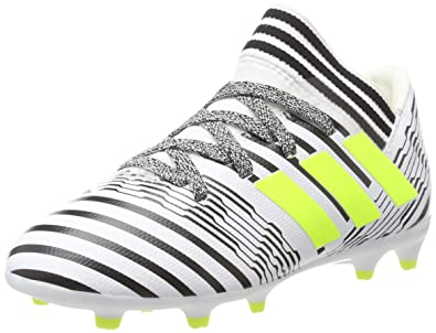 cadb3930612d adidas Unisex Kids  Nemeziz 17.3 Fg Football Boots  Amazon.co.uk ...