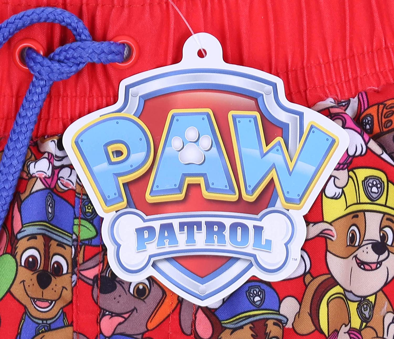 Rote PAW Patrol Badeshorts