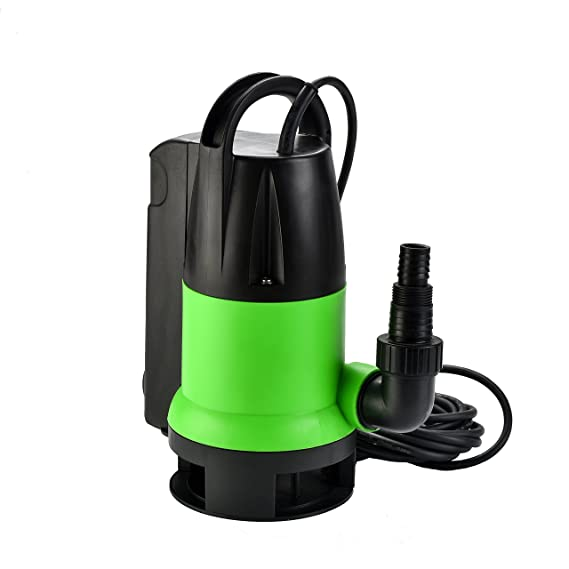 FLUENTEC Electric 750W Submersible Water Pump