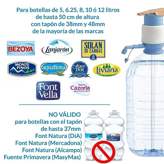 MovilCom® - Dispensador Agua para garrafas | Dosificador Agua ...