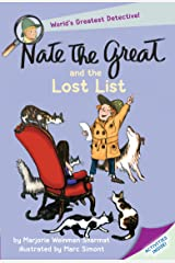 Nate the Great and the Lost List Kindle Edition