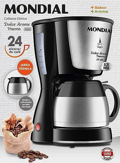 Mondial C33 Cafetera: Amazon.es: Hogar
