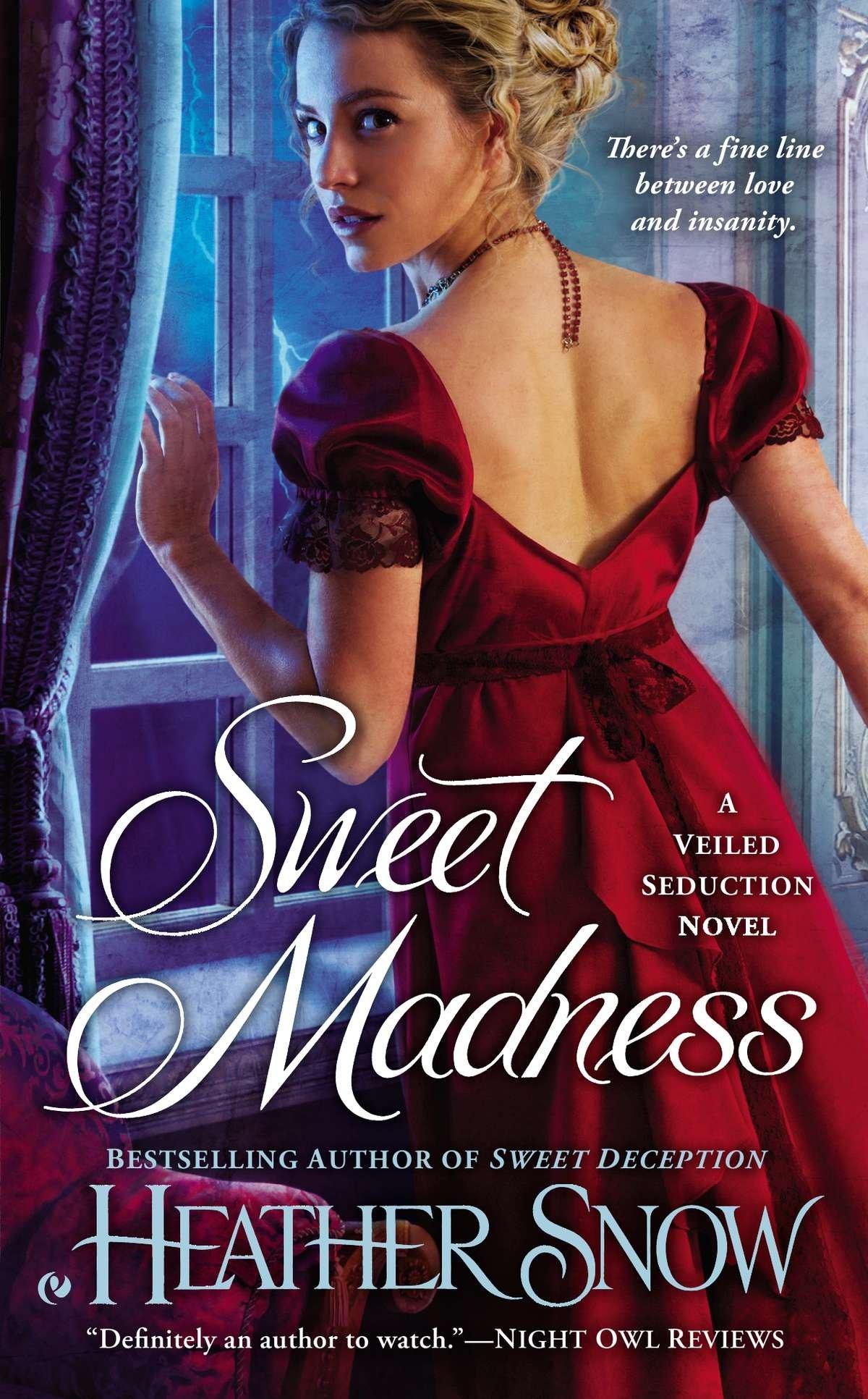 Read Online Sweet Madness: A Veiled Seduction Novel pdf