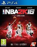 NBA 2k16 by 2K Games, 2015 - Playstation 4