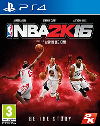 NBA 2K16 (PS4): Amazon co uk: PC & Video Games