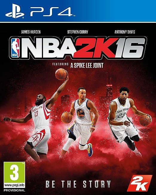 4 opinioni per NBA 2K16- PlayStation 4 [Edizione: Regno Unito]