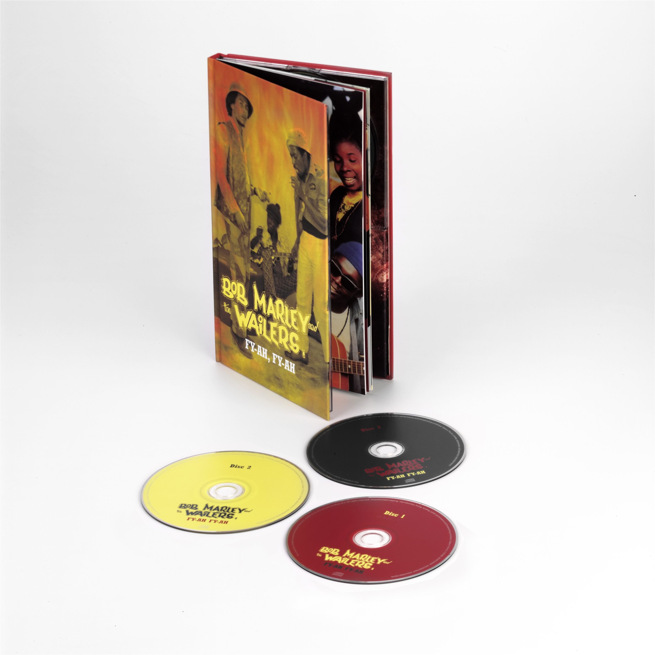 Fy-Ah Fy-Ah: Bob Marley and the Wailers by Hip-O Records
