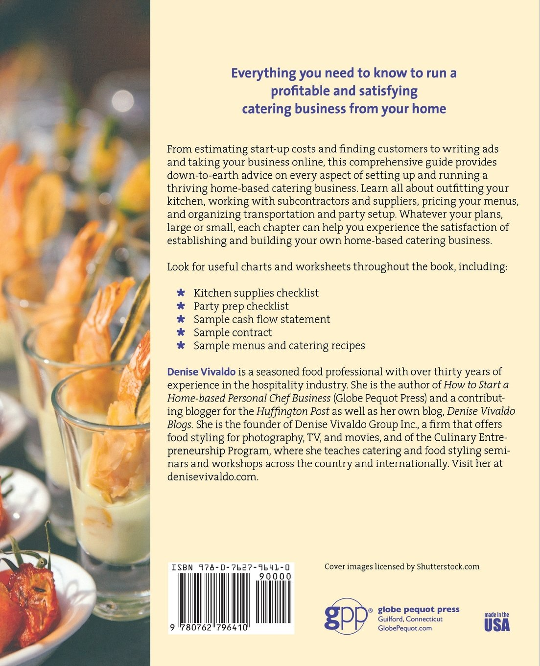 How to Start a Home-based Catering Business (Home-Based Business ...
