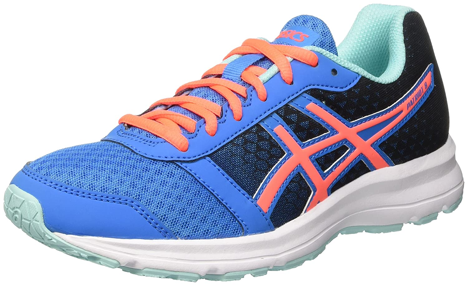 ASICS Patriot 8, Scarpe Sportive Outdoor Donna T669N