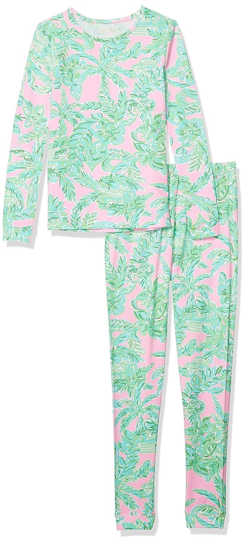 Lilly Pulitzer Baby Girls Toddler Sammy Pajama Set