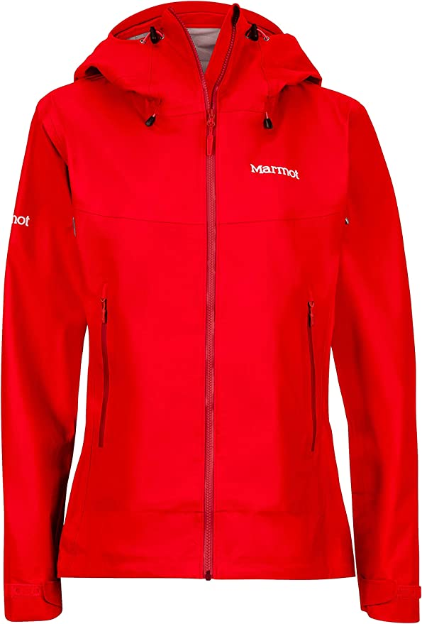 Marmot Women's Starfire Lightweight Waterproof Hooded Rain Jacket