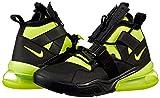 Nike Men's Air Force 270 Utility, Black/Volt, Size 9
