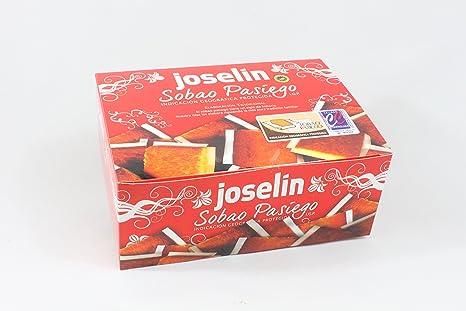 Sobao Pasiego Igp Joselín 650G: Amazon.es: Alimentación y bebidas