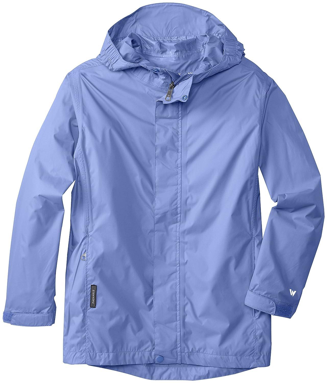 7c0e34a0d Amazon.com: White Sierra Youth Trabagon Rain Shell: Clothing